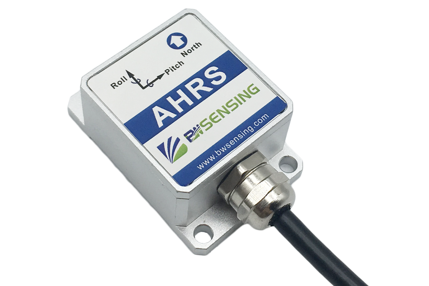 BWSENSING Low cost CAN bus Attitude and Heading Reference System AH125