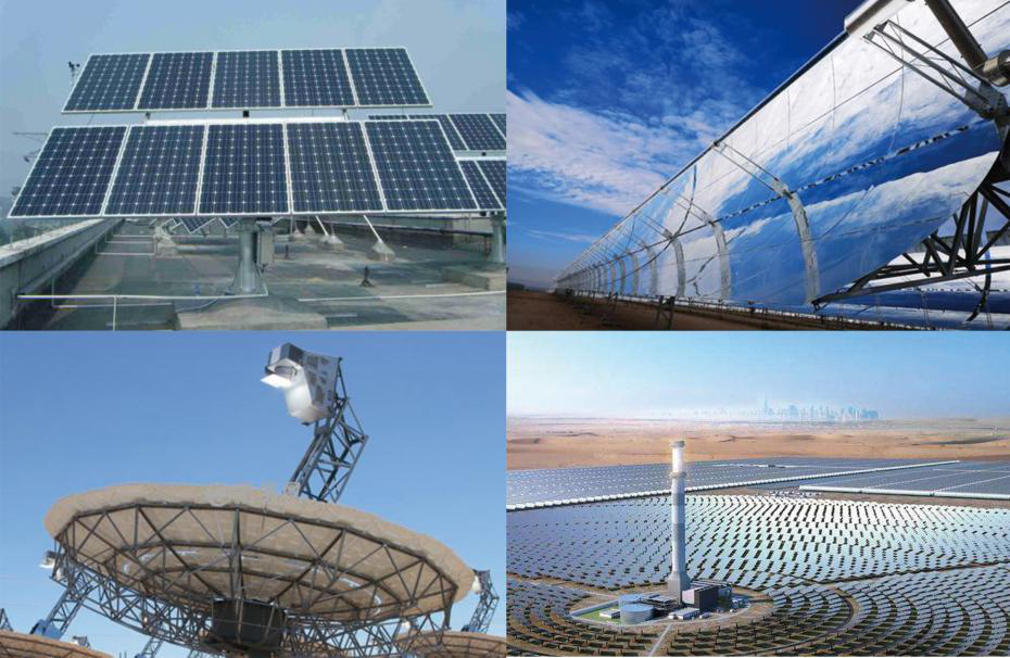 Several common ways to improve photoelectric conversion rate and solar tracking